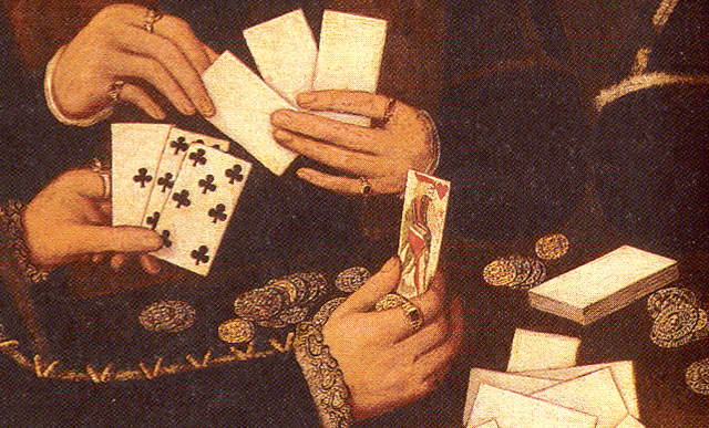 Blackjacks historia börjar i Spanien.